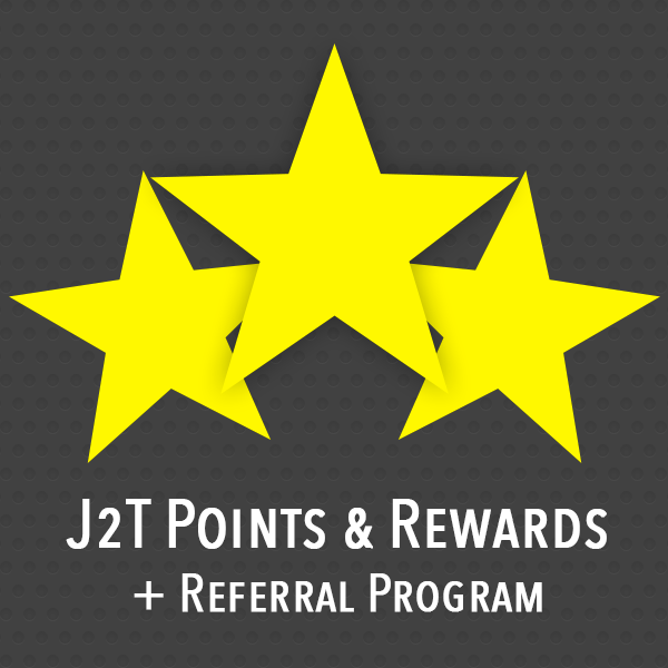 J2T Points & Rewards