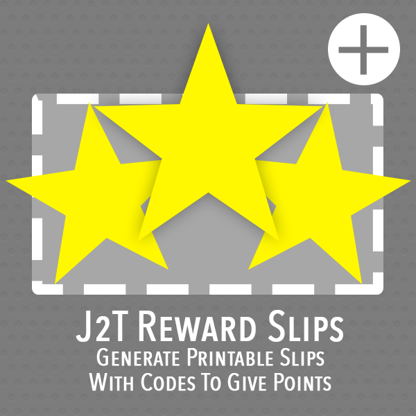 J2T Reward Slips