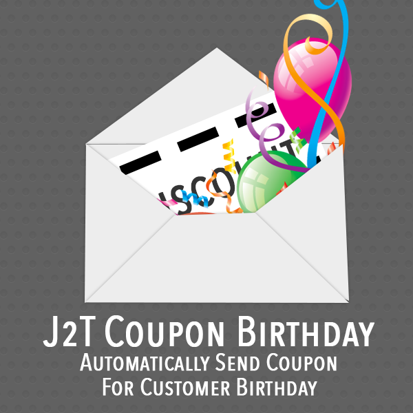 J2T Coupon Birthday