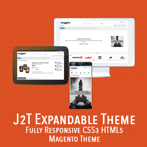 J2T Expandable Theme