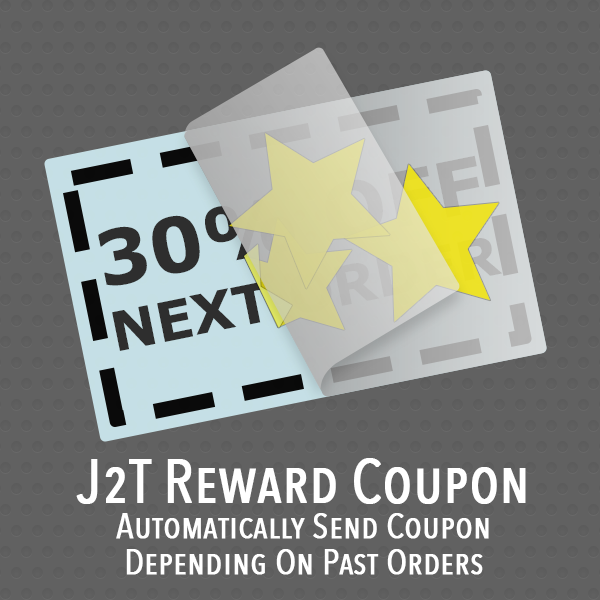 J2T Reward Coupon