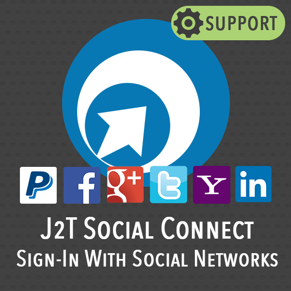 1 Month Technical support for J2T Social Connect