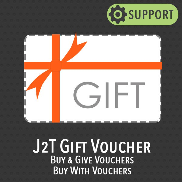 1 Month Technical support for J2T Gift Voucher