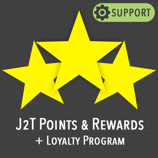1 Month Technical support for J2T Reward points