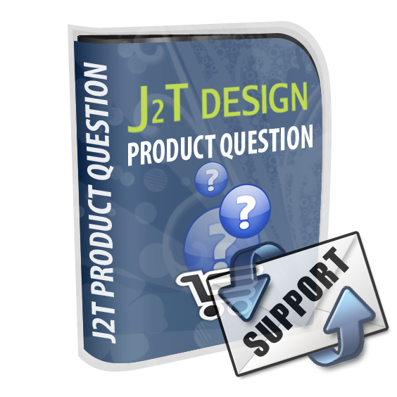 1 Month Technical support for J2T Product Question
