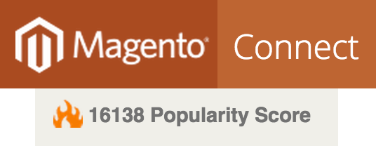 Magento® Connect Popularity